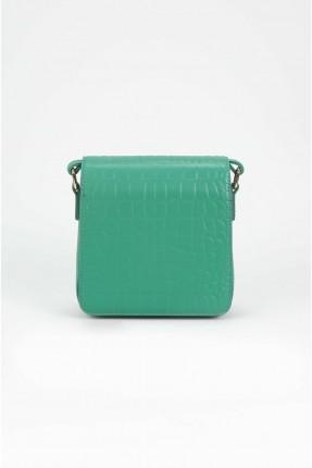 حقيبة يد نسائية بنقشة