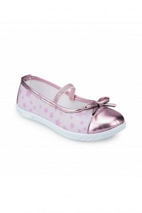 حذاء اطفال بناتي بطبعة نجوم