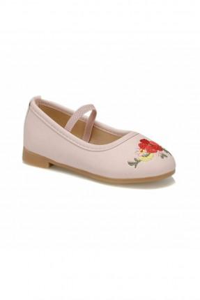 حذاء بيبي بناتي بنقشة وردة