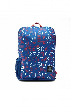 حقيبة ظهر اطفال ولادي بطبعة احرف