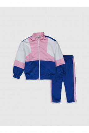 بيجاما رياضية اطفال بناتي ملونة