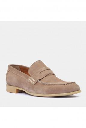 حذاء رجالي باطار محبوك من الامام