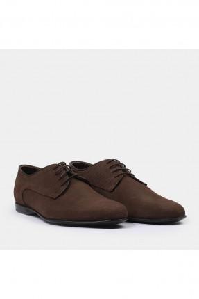 حذاء رجالي سادة اللون