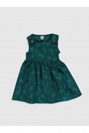 فستان بيبي بناتي مخمل بازرار