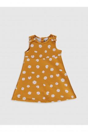 فستان بيبي بناتي مزهر