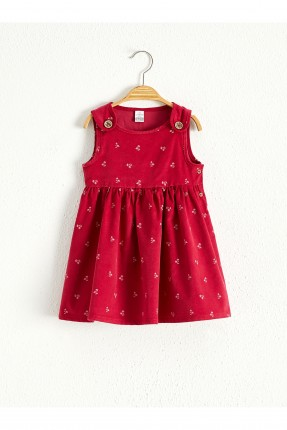 فستان بيبي بناتي مورد
