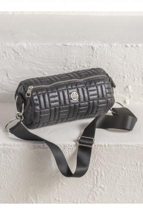 حقيبة يد نسائية بموديل اسطواني