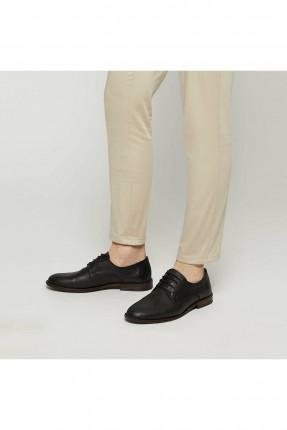 حذاء رجالي منقط مع رباط قصير