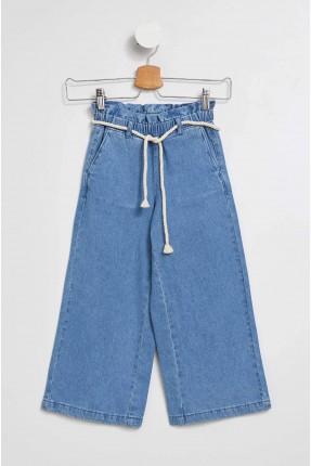 بنطال جينز اطفال بناتي قصير