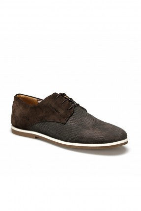 حذاء رجالي باطار مغاير اللون