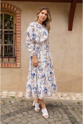 فستان سبور كم طويل