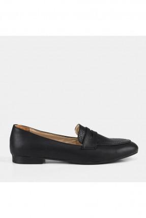 حذاء نسائي بنقشة دوائر