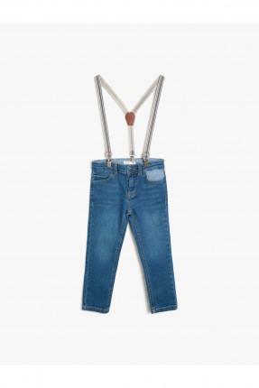 بنطال جينز اطفال ولادي بكحتة