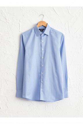 قميص رجالي سليم فيت