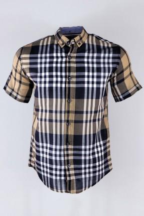 قميص رجالي سبور نص كم