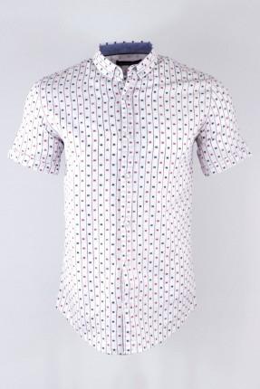 قميص رجالي سبور منقط