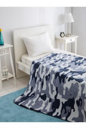 بطانية سرير اطفال ولادي كاروهات