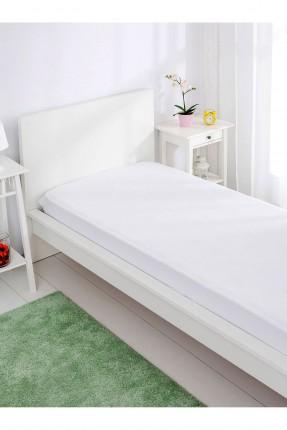 شرشف سرير اطفال سادة