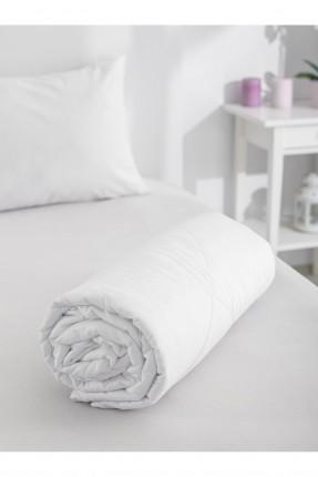 لحاف سرير مزدوج سادة