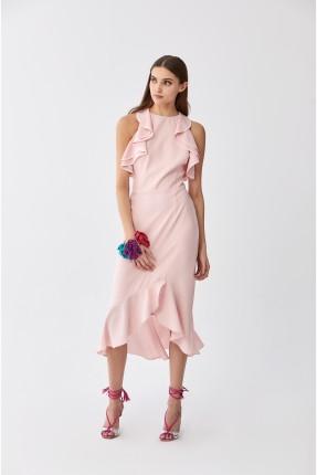 فستان سبور بكشكش