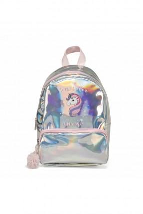 حقيبة مدرسية اطفال بناتي بلمعة