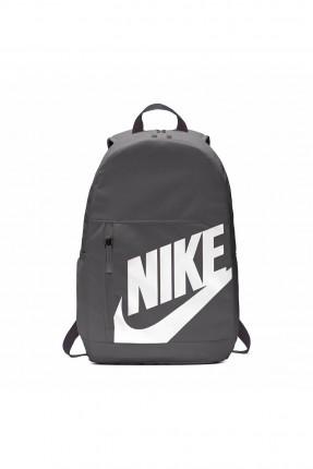 حقيبة مدرسية اطفال بناتي بطبعة Nike - فضي