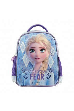 حقيبة مدرسية اطفال بناتي بطبعة بطبعة فروزين