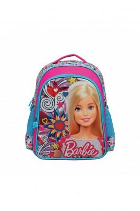 حقيبة مدرسية اطفال بناتي بطبعة باربي