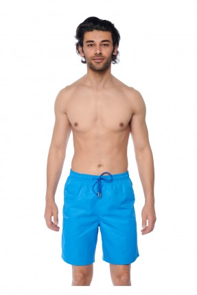 شورت سباحة رجالي - ازرق