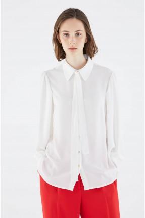 قميص نسائي سادة
