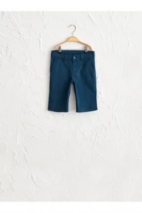 شورت اطفال ولادي جبردين - ازرق داكن