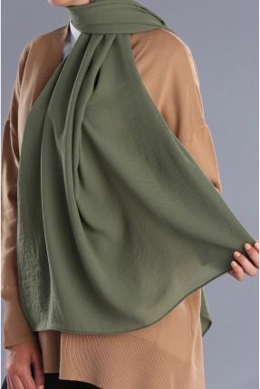 حجاب تركي سادة - اخضر