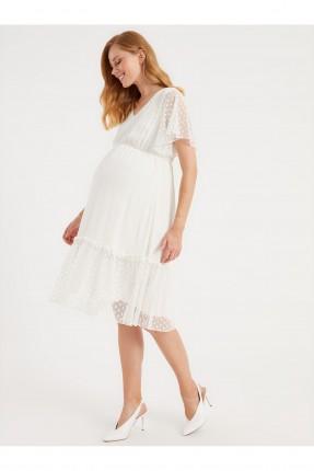 فستان رسمي حمل بدانتيل