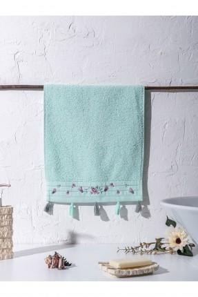 منشفة يد مزينة برسم