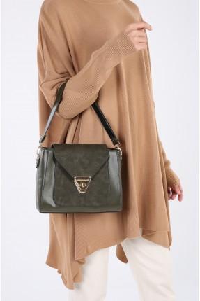 حقيبة يد نسائية - زيتي