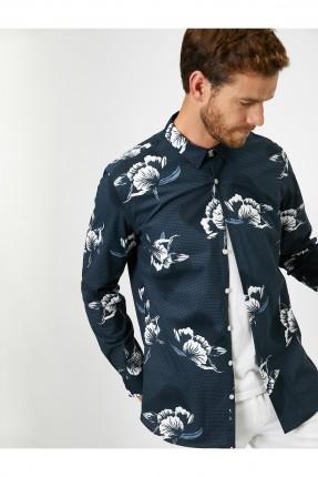 قميص رجالي سبور مزهر