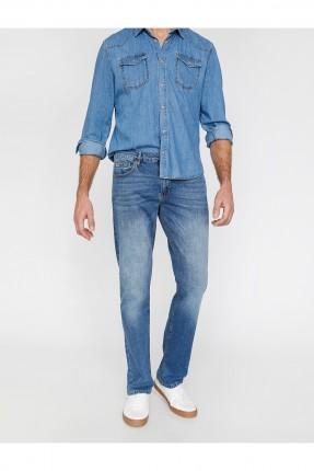 بنطال جينز رجالي سبور بكحتة