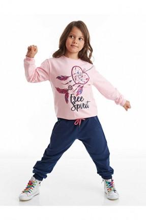 بيجاما رياضية اطفال بناتي برسمة