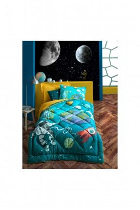 طقم لحاف سرير اطفال ولادي