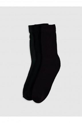 جوارب رجالي ملونة عدد 3