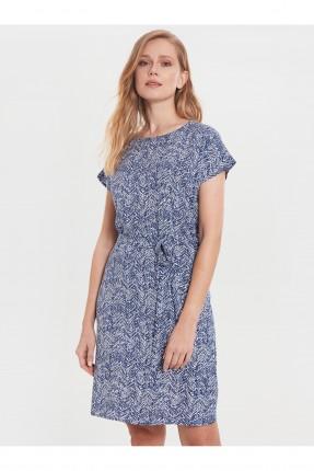 فستان سبور مزخرف كم قصير
