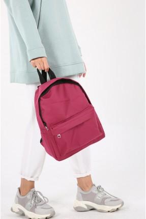 حقيبة ظهر نسائية - وردي