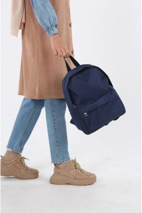 حقيبة ظهر نسائية - كحلي