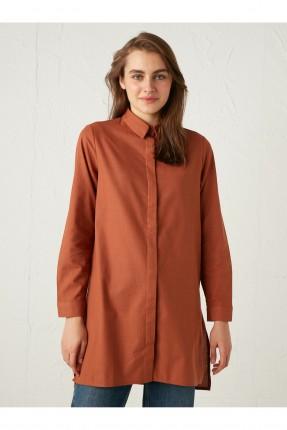 قميص نسائي سبور - بني