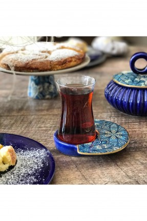 طقم شاي لشخصين