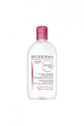 منظف الوجه Bioderma Sensibio H2O