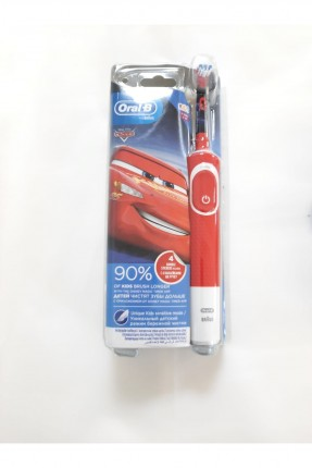 أورال-بي فرشاة أسنان أورال بي للأطفال قابلة لإعادة الشحن سيارات