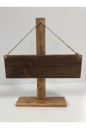 صمدية خشب قطعتين