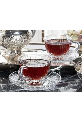 طقم شاي عدد 6