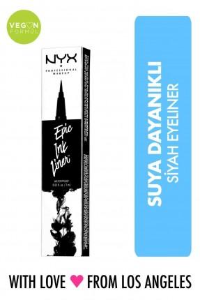 NYX Professional Makeup Siyah Eyeliner